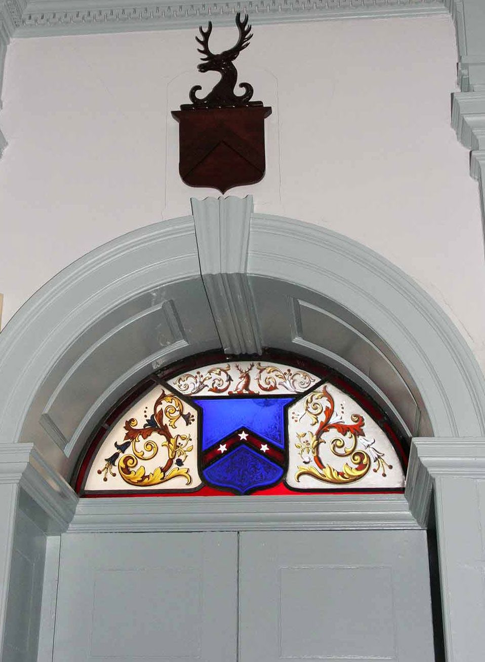 Hampton national historic site - Hampton National Historic Site Ridgely Family Coat Of Arms The Ridgely Coat Of