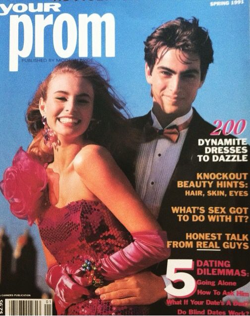 Niki Taylor Your Prom 1991