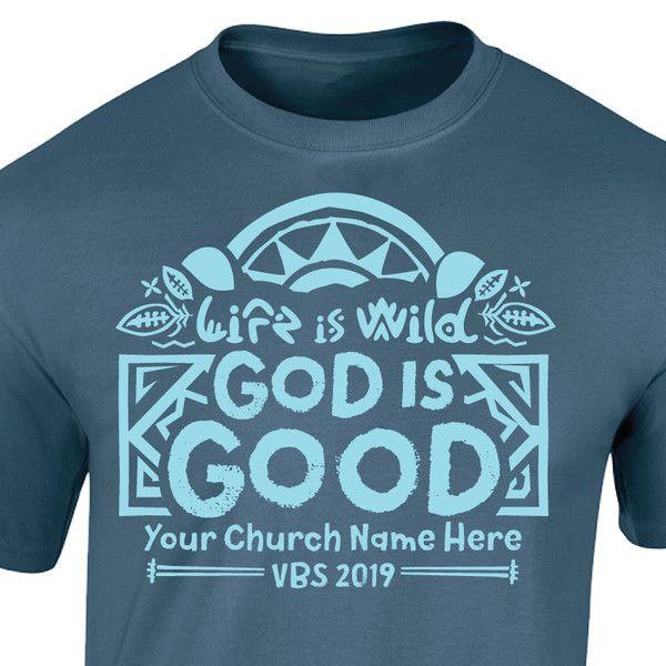 dc65200b1f4b VBS Custom T-Shirt - Roar VBS   ROAR VBS 2019   Vbs themes ...