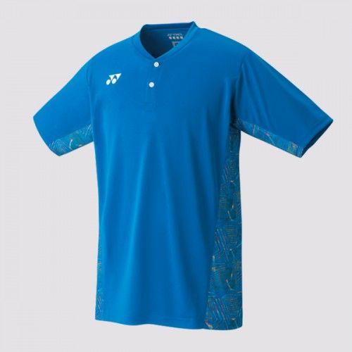 4392fb6bcde1ae Koszulka Yonex 10232 w kolorze niebieskim wykonana w 100% z wysokiej  jakości poliestru.