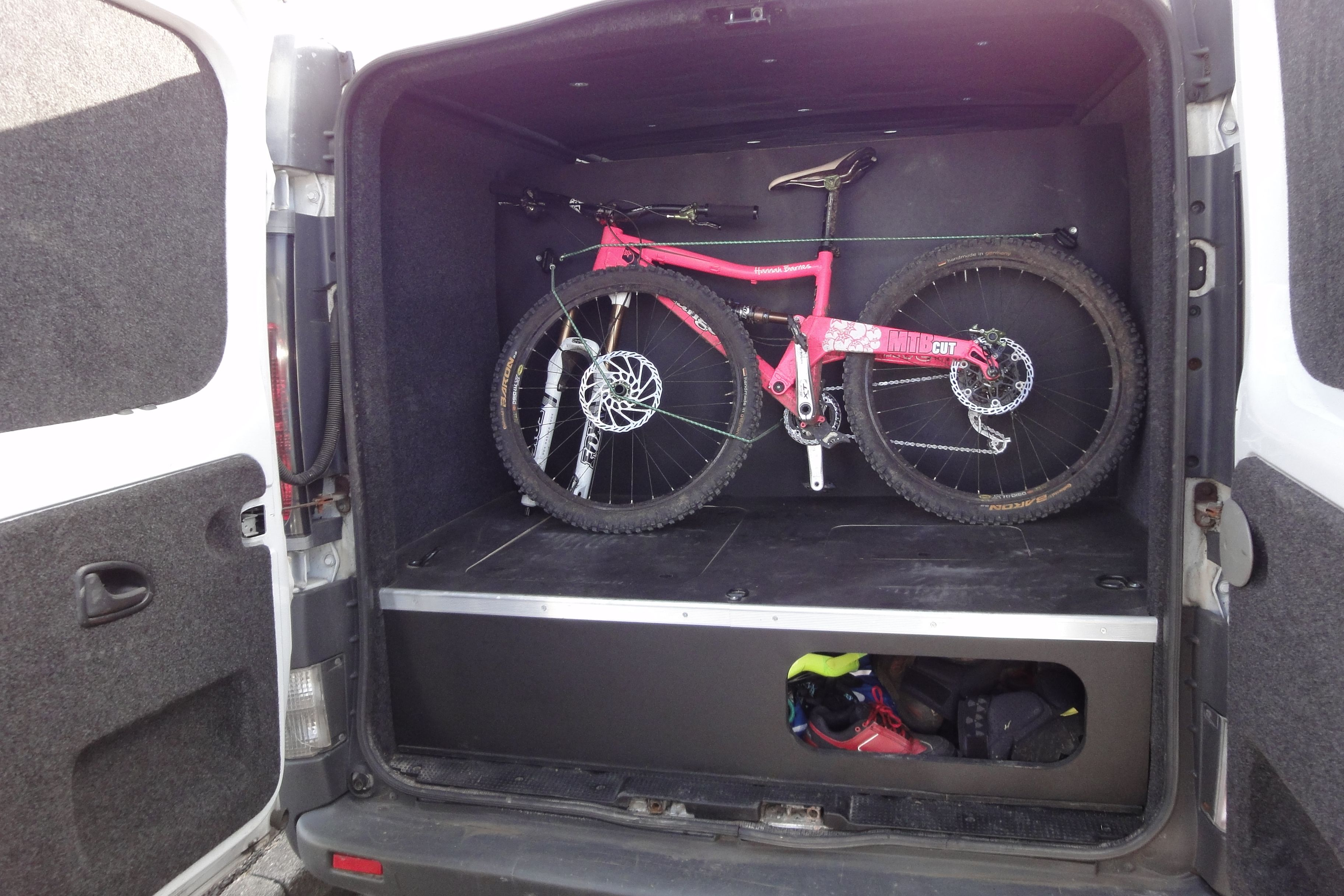 More Bike Day Van Questions Vivaro Et Al Or Vito Q S