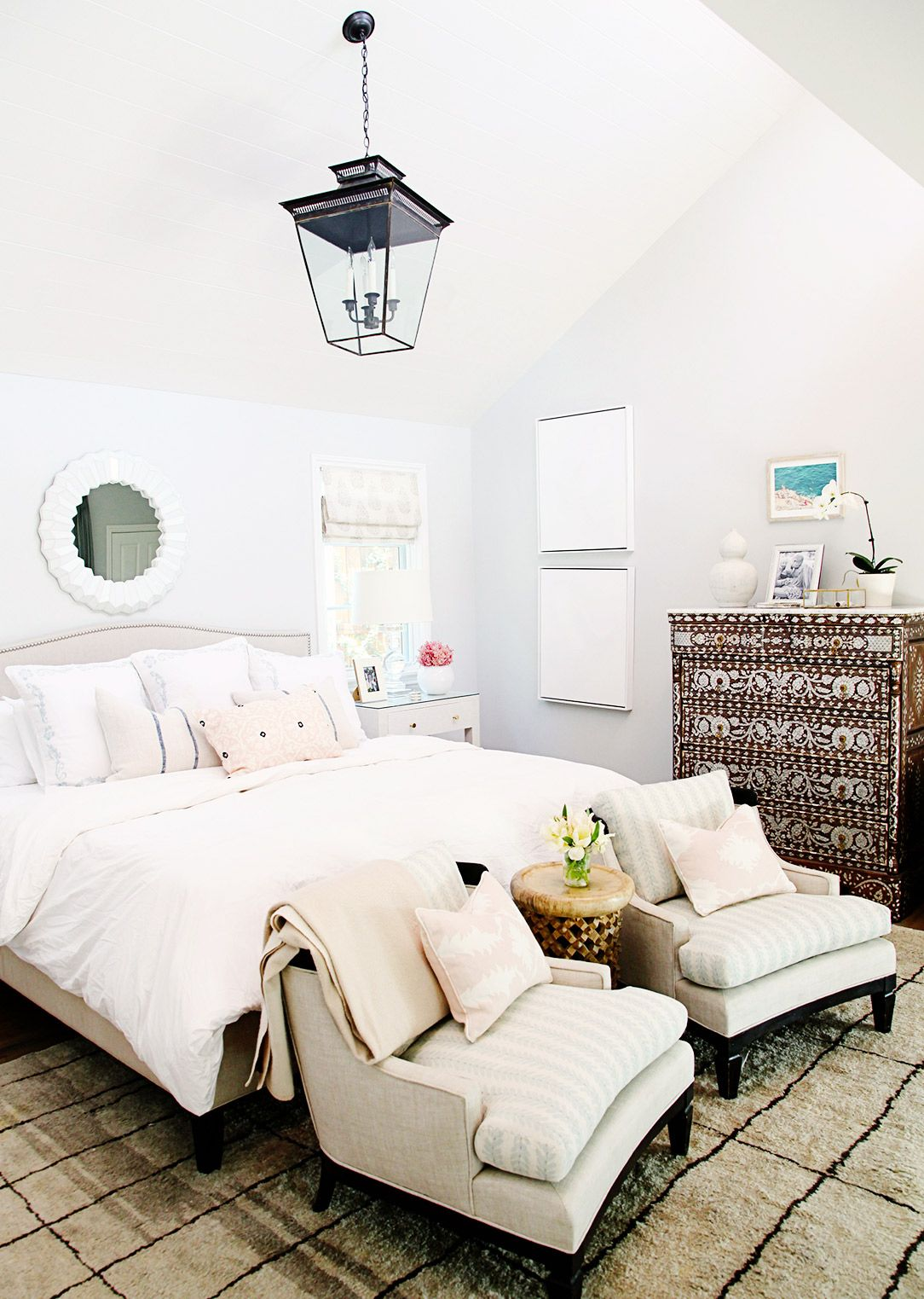 Napa Bedroom Furniture Home Tour A Fresh Family Home Inspired By Napa Master Bedrooms