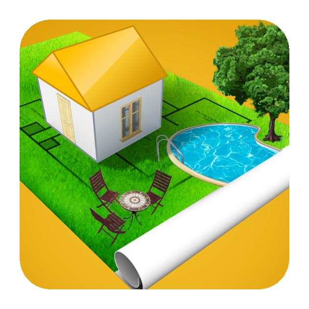 [人気Macアプリ] Home Design 3D Outdooru0026Garden   Anuman