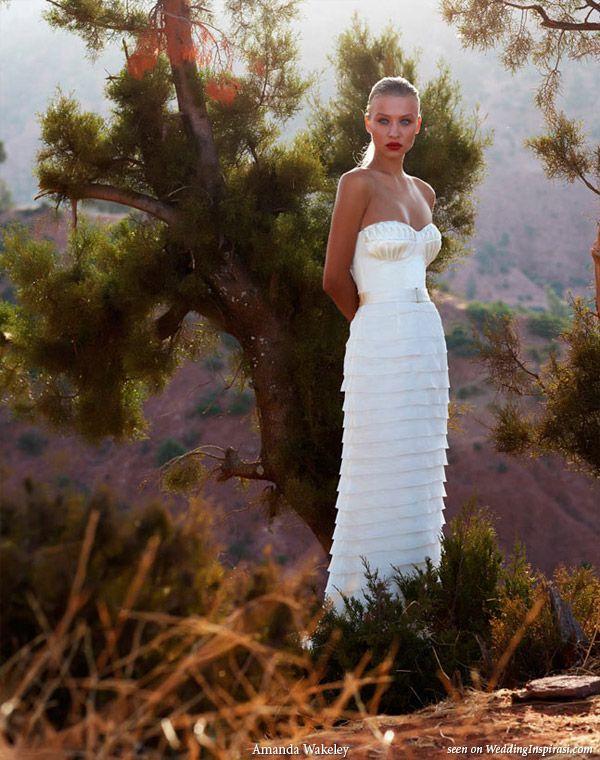 Amanda Wakeley Sposa Bridal Collection Wedding Dresses