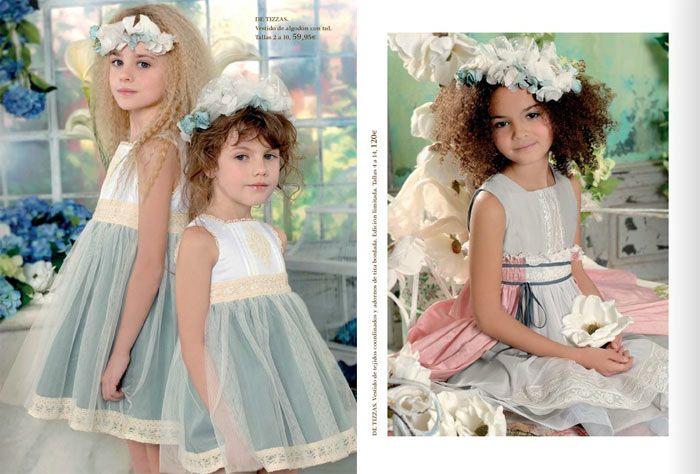 Vestidos de dama de honor nina corte ingles