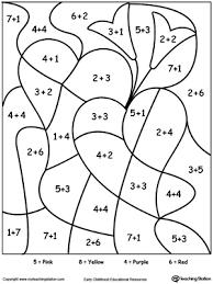 Resultado de imagen para printable addition worksheets
