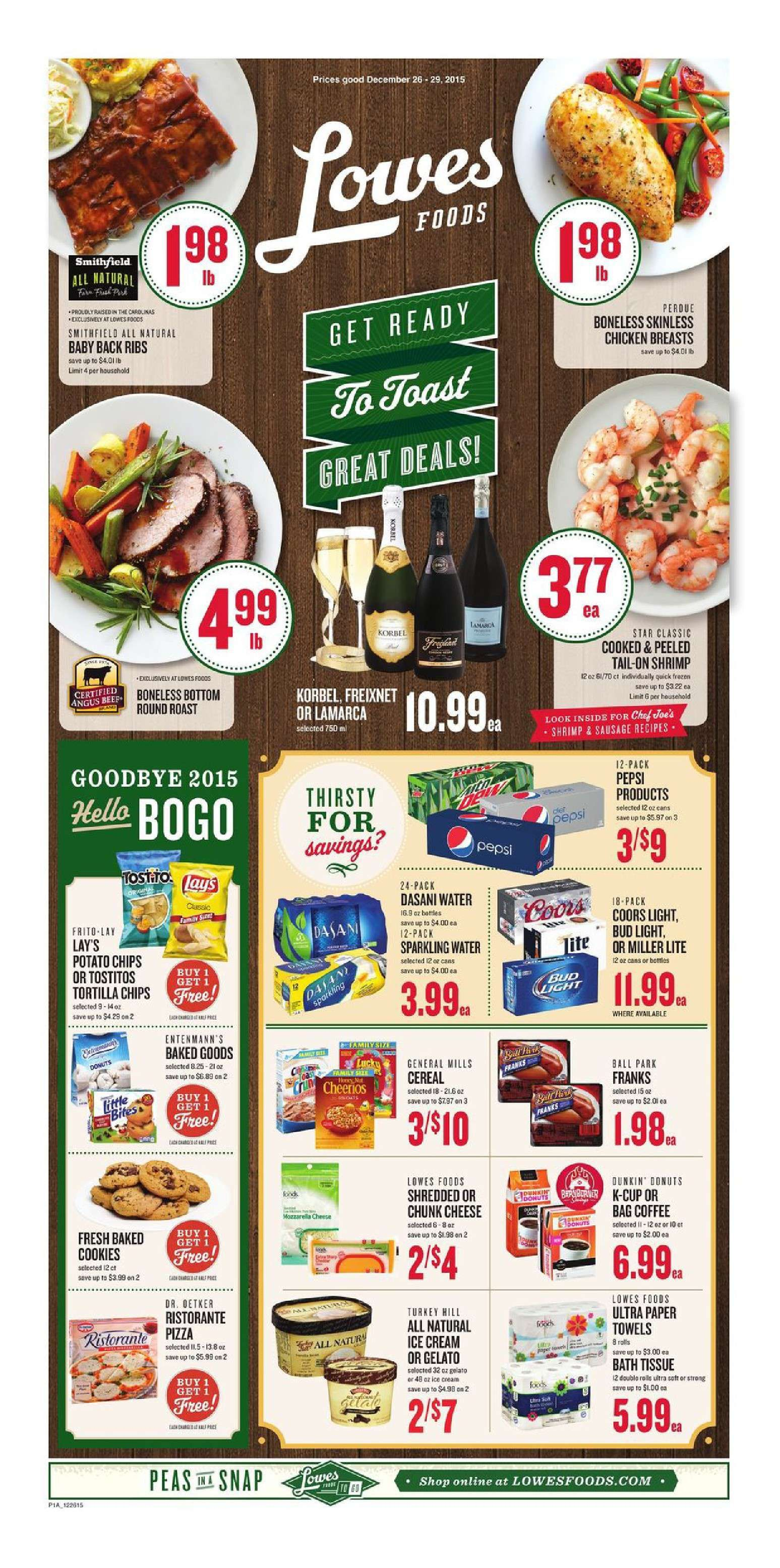 Lowes Weekly Ad December 26 29, 2015 http//www