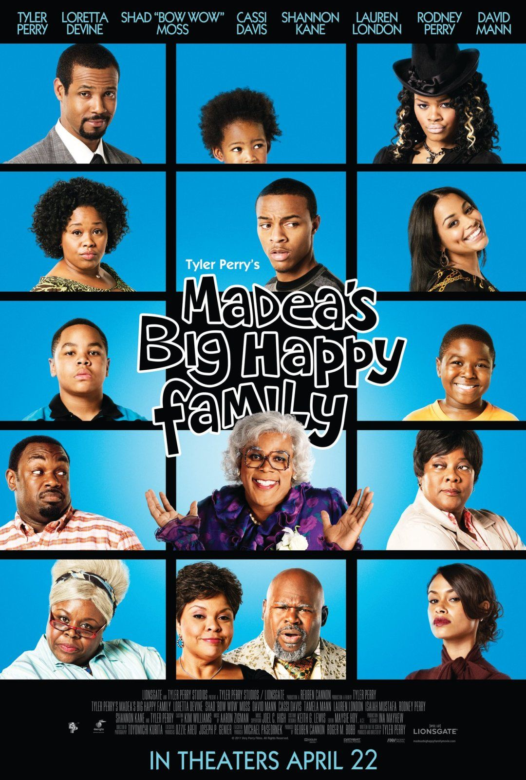 tyler perry movies | tyler perry is gearing up for yet another madea ...