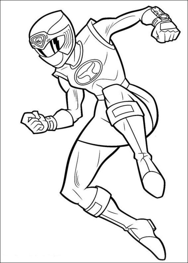 power rangers samurai coloring pages bing images