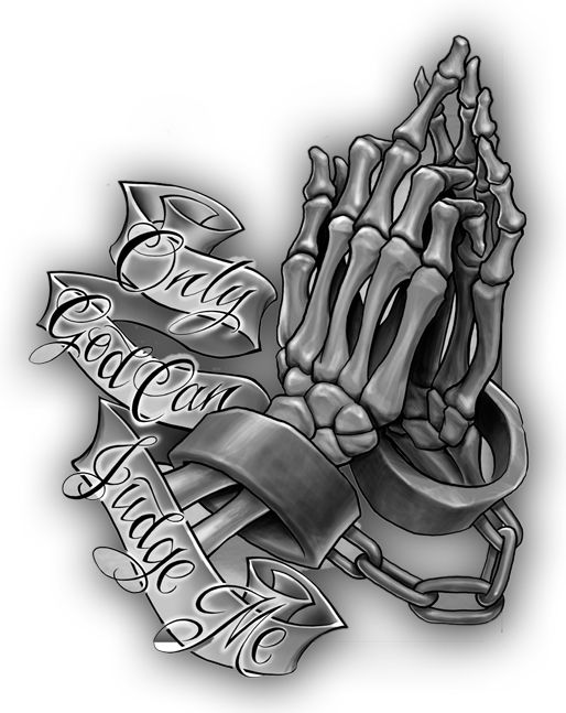 Only God Can Judge Me Tattoo Design In Only God Judge Me Skull Tattoo Design Tattoo Designs Skull Tattoos