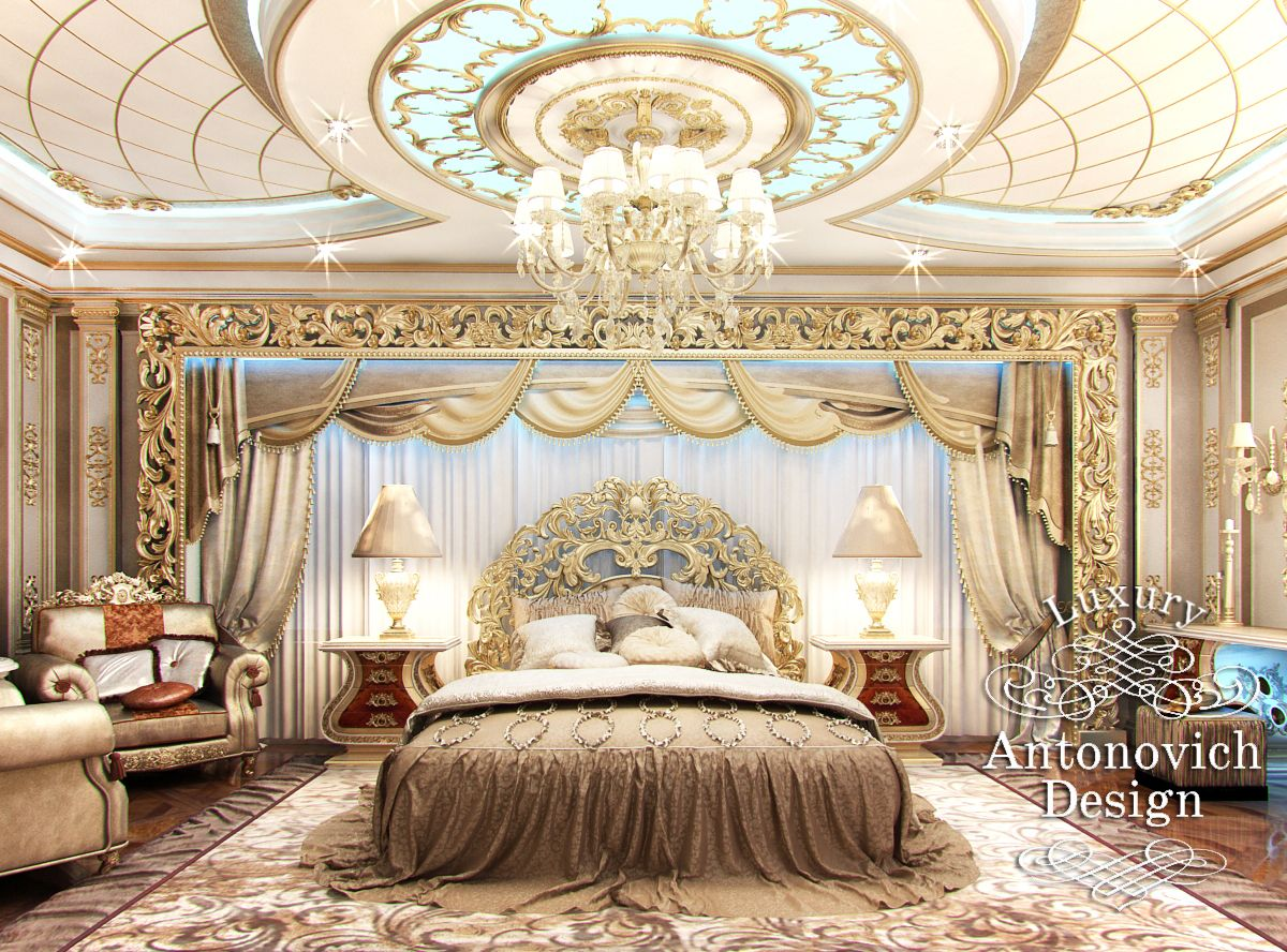 Luxury Antonovich Design Luxury Bedroom Design Luxurious Bedrooms Luxury Bedroom Master Antonovich bedroom design luxury