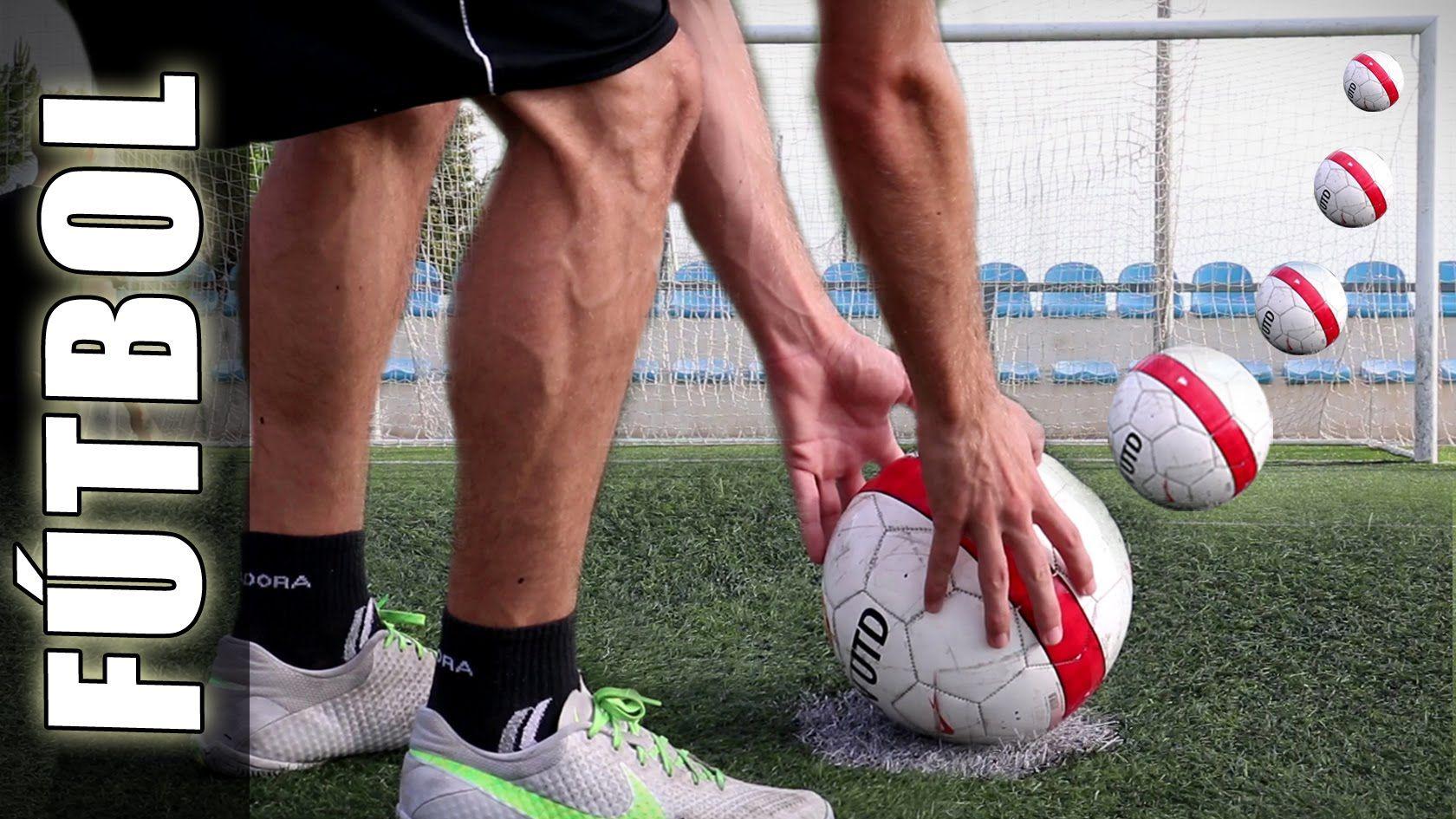 Penaltis de fútbol Como tirar un penal/chutar a portería