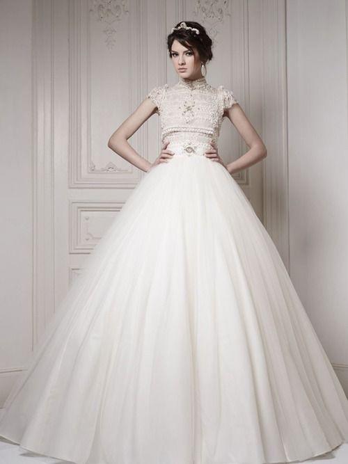Designer clothing | Roberto Cavalli SP15 | Wedding dresses | Pinterest