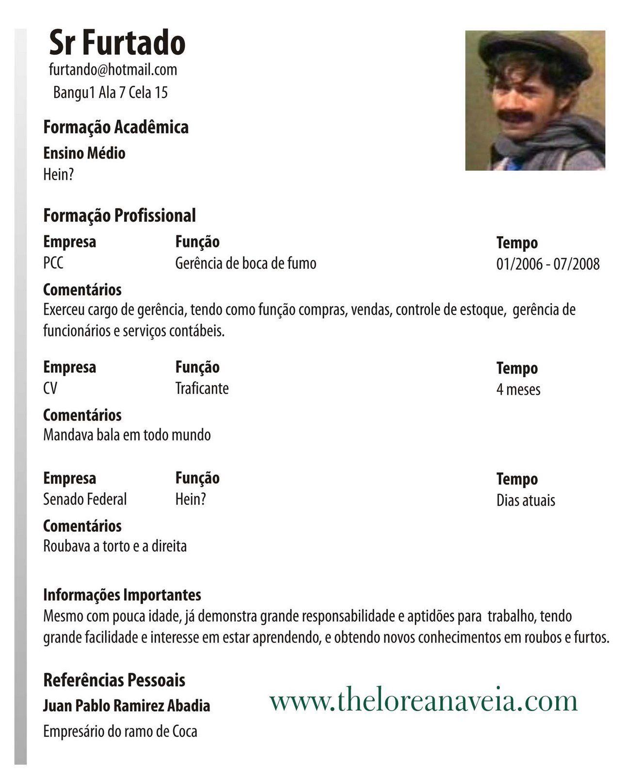 Dorable Constructor De Currículums Para Veteranos Colección de ...