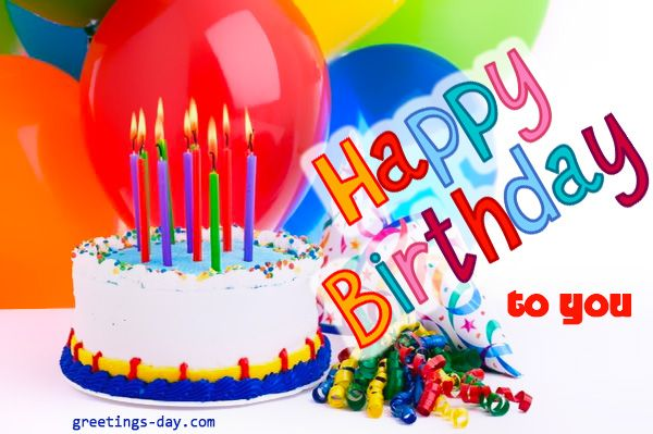 Free Ecards And Pics For Birthday Httpgreetings Dayfree