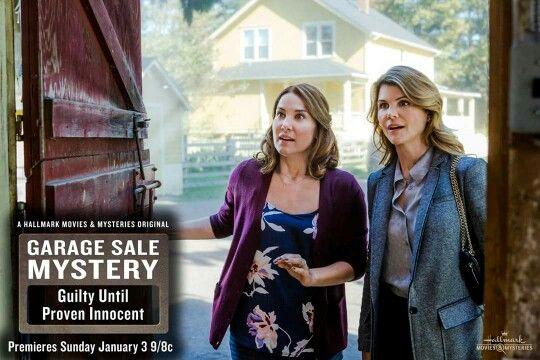 Gsm Guilty Until Proven Innocent Garage Sale Mystery Hallmark Movies Garage Sale Mystery Movies