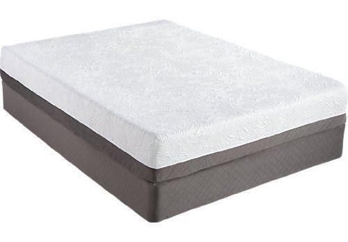 Sealy Posturepedic Optimum Inspiration Gel Memory Foam Mattress