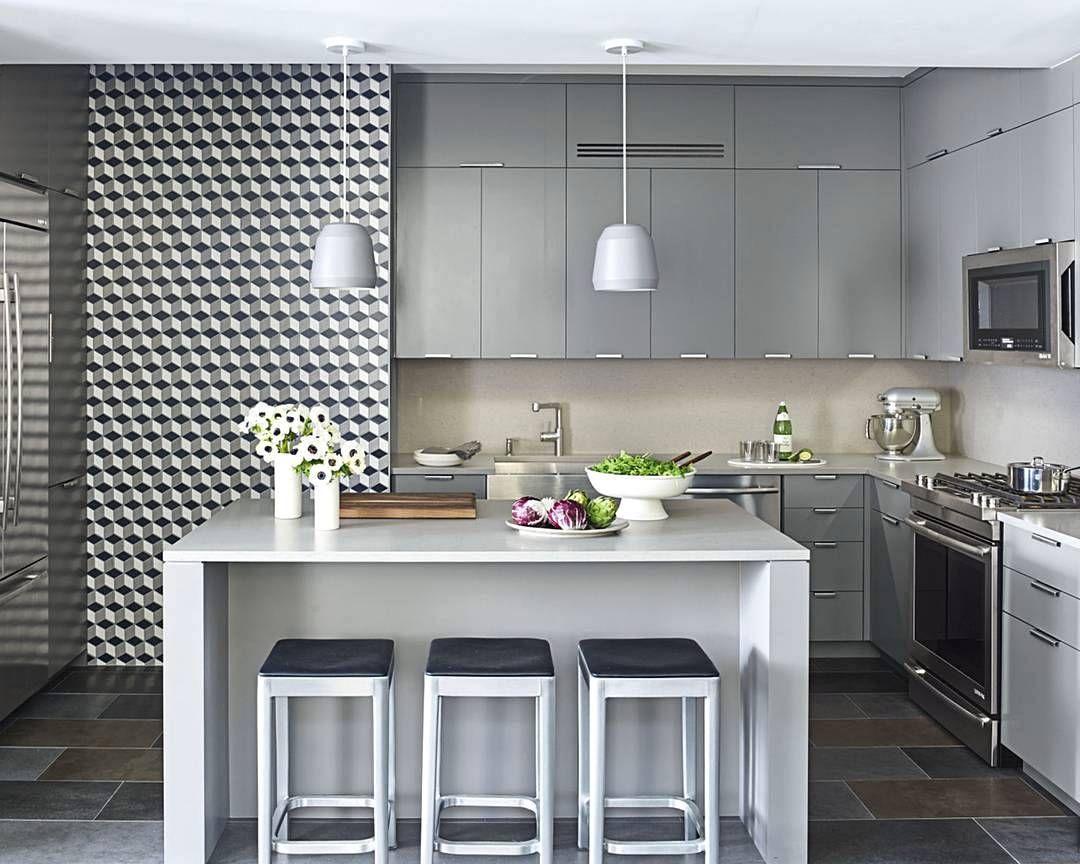 Desain Dapur Minimalis Modern 3 di 3  Model dapur, Dapur