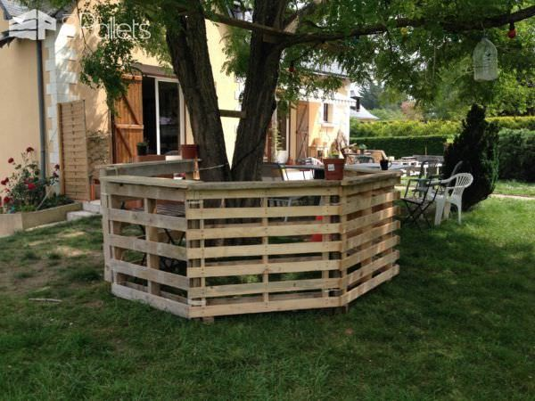 diy pallet bar. With These 35 Awesome Wooden Pallet Bars As Inspiration, Your Dreams Of Having Own Diy Bar