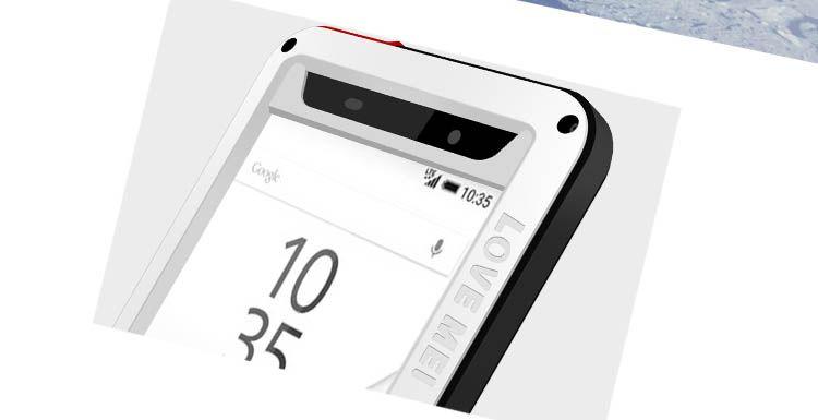 Love Mei Sony Xperia Z5 Compact Powerful Case
