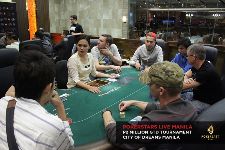 For more updates and results about PokerStars LIVE Manila 2-Million-GTD July 2016 http://bit.ly/2MGTDJuly2016 - http://bit.ly/1pcuPCO