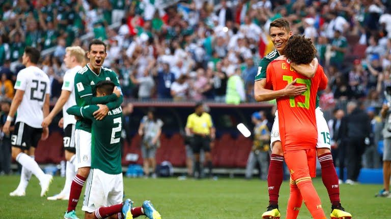 World Cup 2018 Germany Vs Mexico 0 1 Highlights Germany Vs Fifa World Cups Mexico