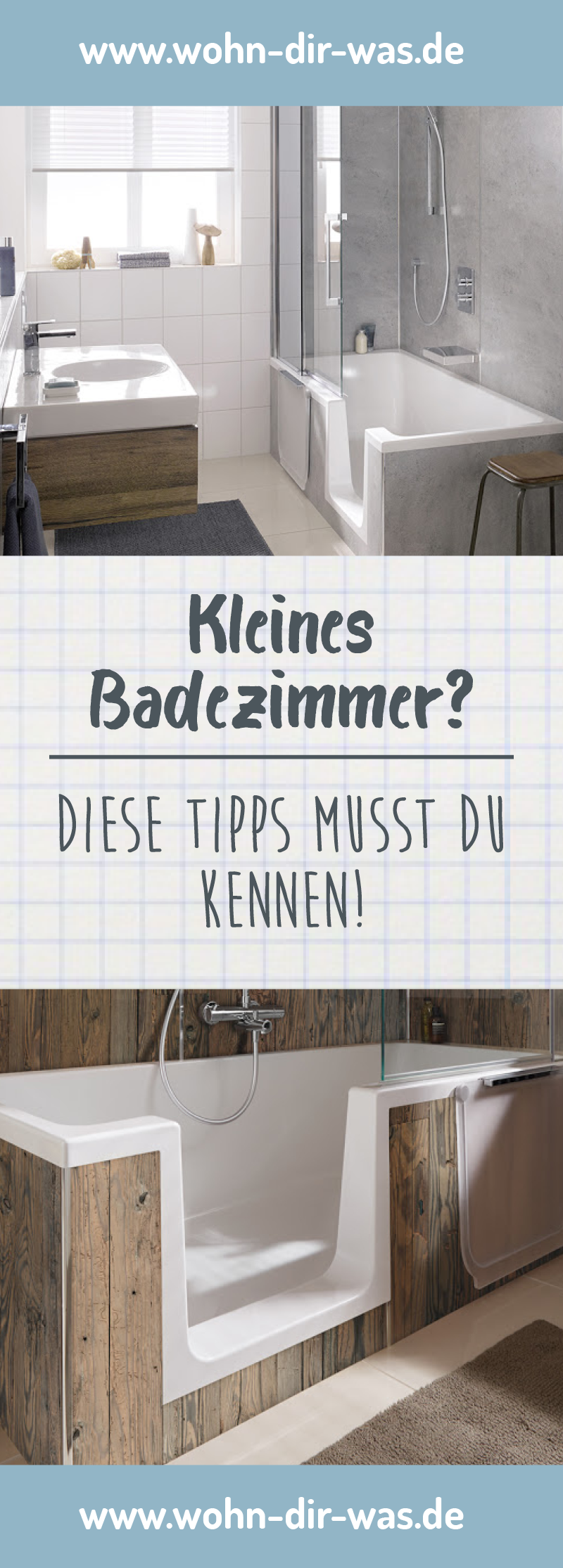 Inspiration ideen f rs mini bad badezimmer badezimmer for Neues bad einrichten