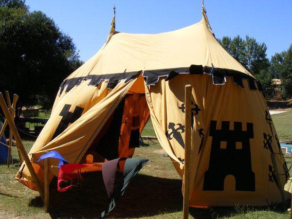 Medieval Tent By Rafaelcordeiro Stock On Deviantart