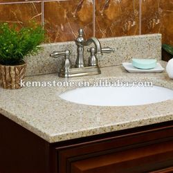 Bathroom Countertops And Sinks In One Piece Sink Countertop