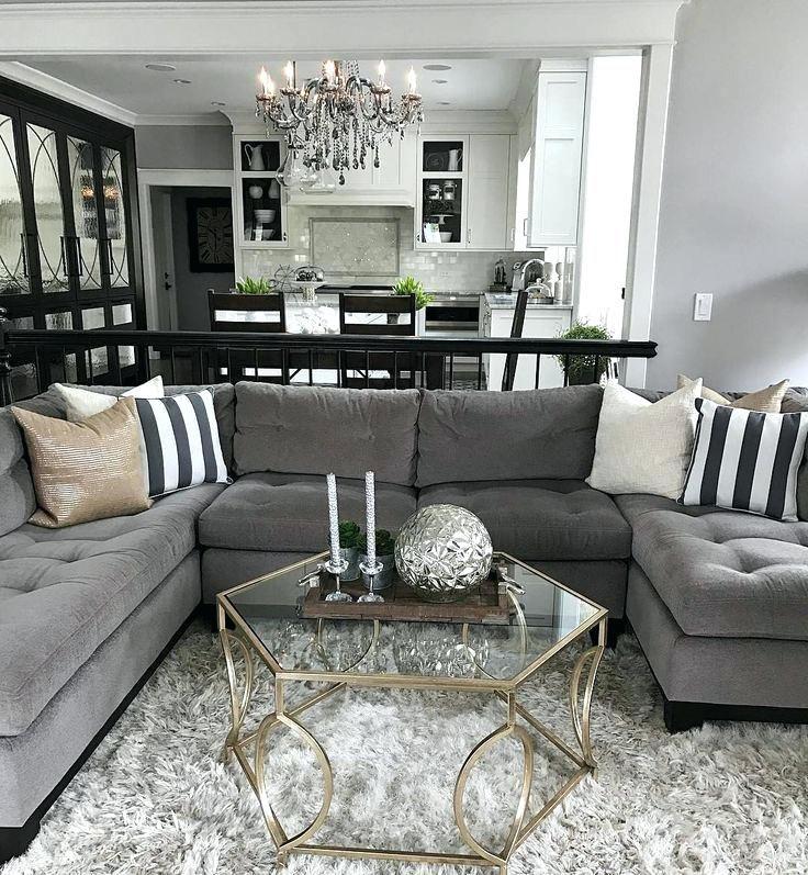 Graue Couch Akzent Farben   Wohnzimmer design, Wohnung, Wohnzimmerfarben