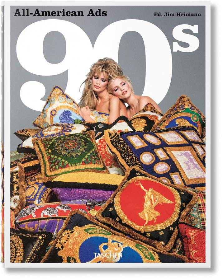 AllAmerican Ads of the 90s Taschen, American, Pdf