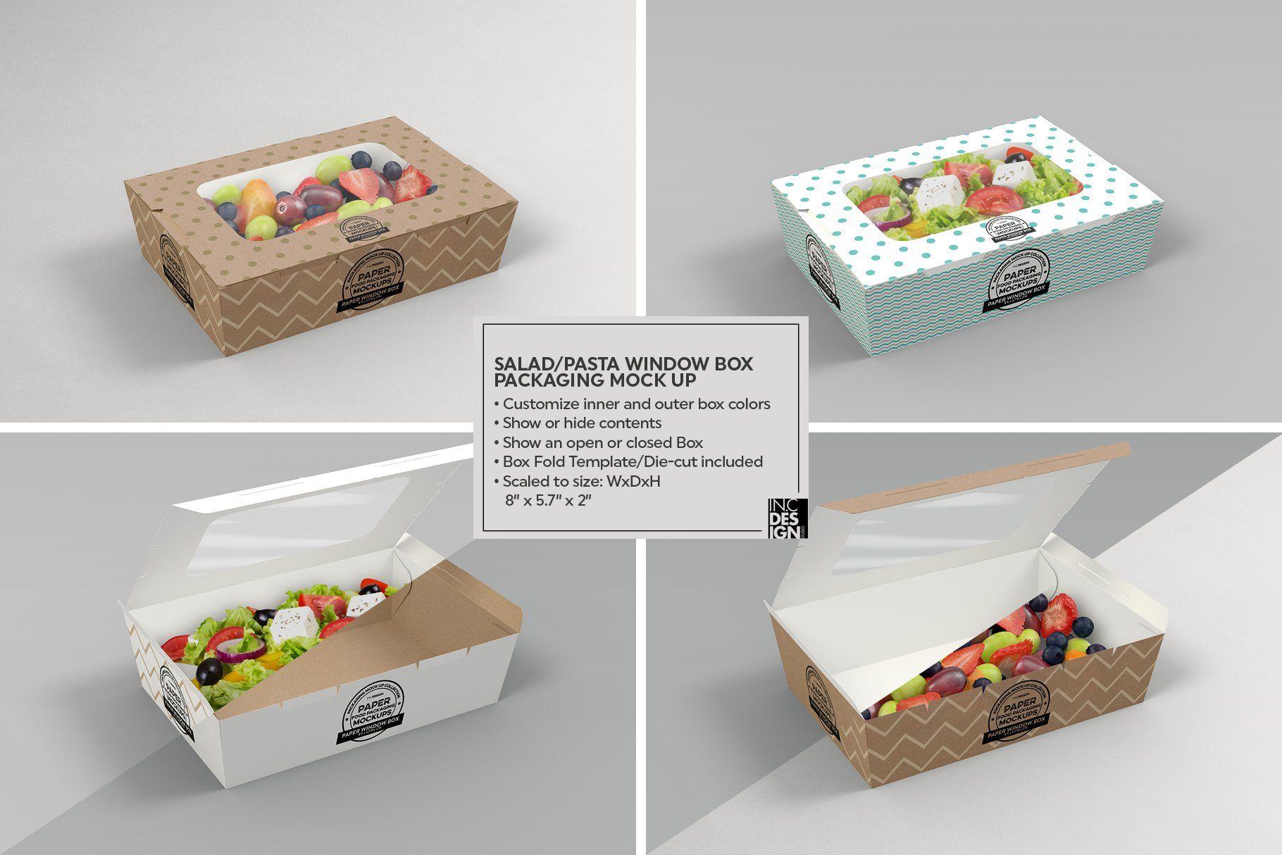 Download Vol 4 Food Box Packaging Mockups Food Box Packaging Free Packaging Mockup Packaging Mockup