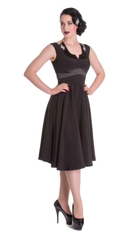 VALETTA DRESS