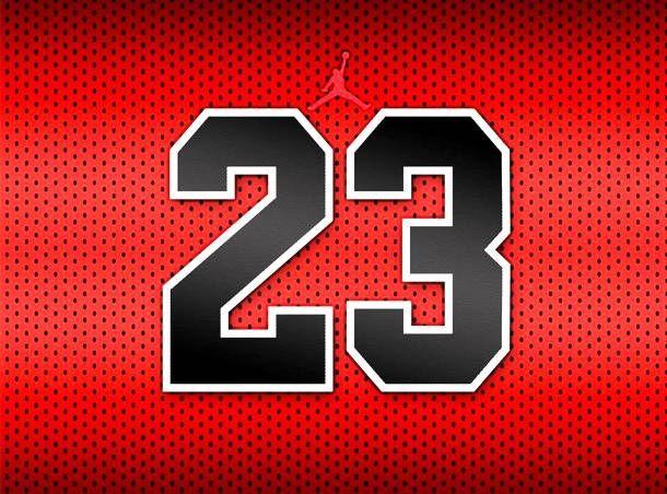 Numéro De Jordanie Air 23