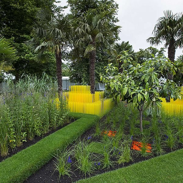 Stunning Suburban Garden Constructed In Hampstead By Lynne Marcus