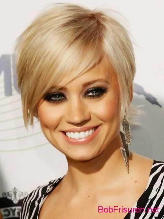 Frisur damen kurz blond