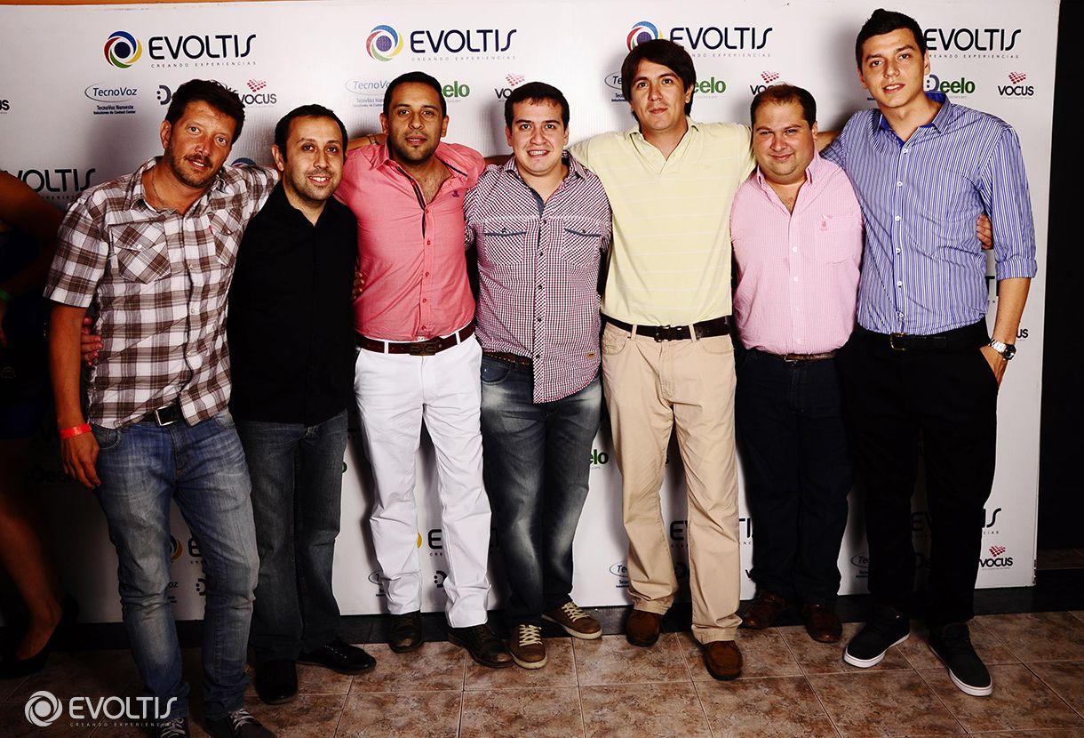 Más Fotos en Facebook: http://ow.ly/Fi2T3 #SomosEvoltis #FiestaEvoltis #Evoltis