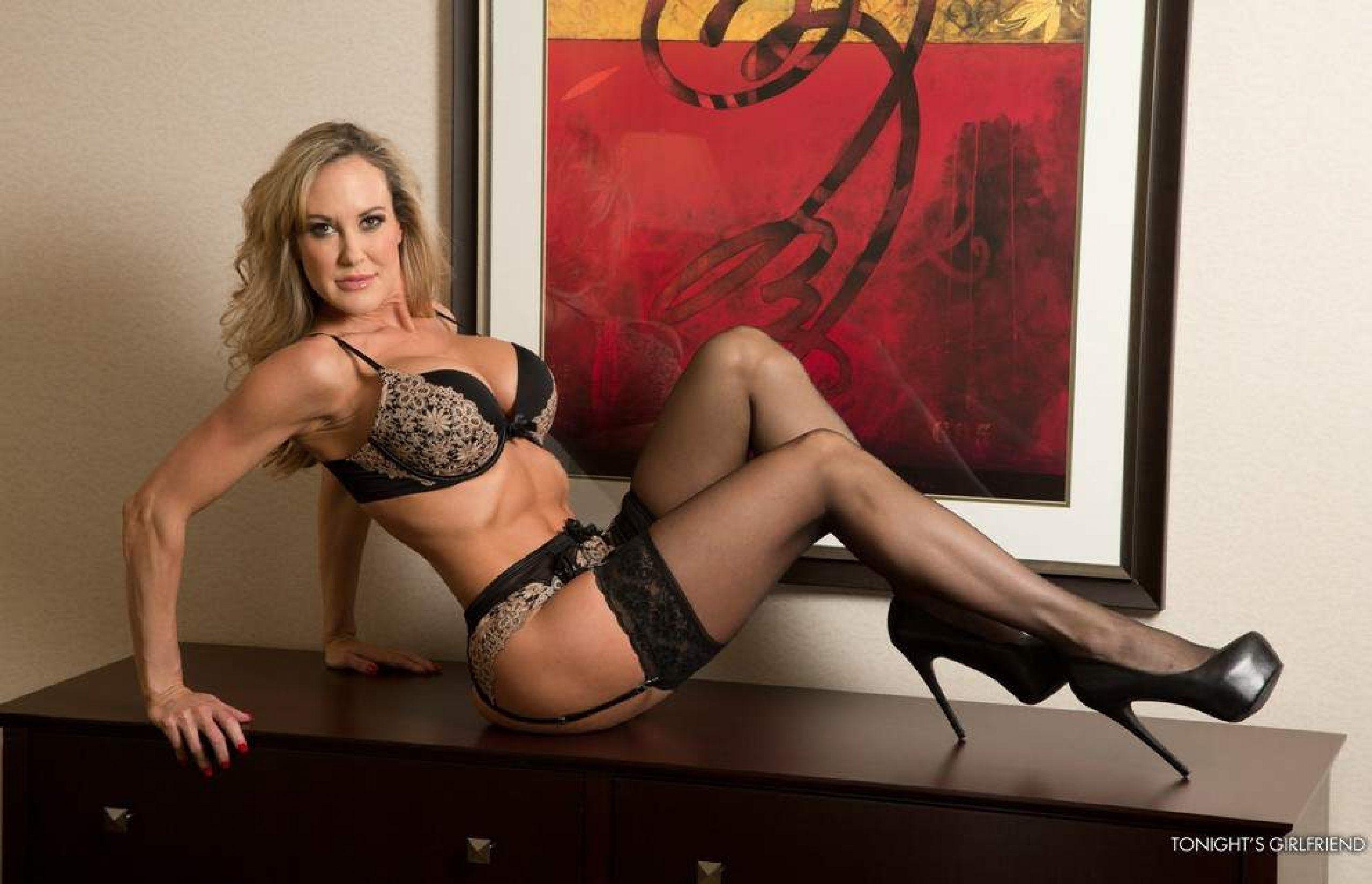 Phrase... super, Brandi love stockings