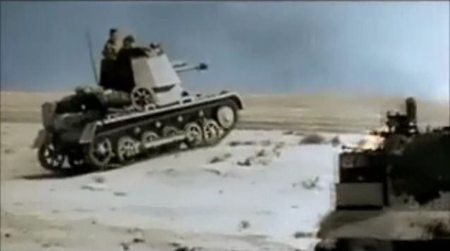 1940 Alkett Panzerjäger I