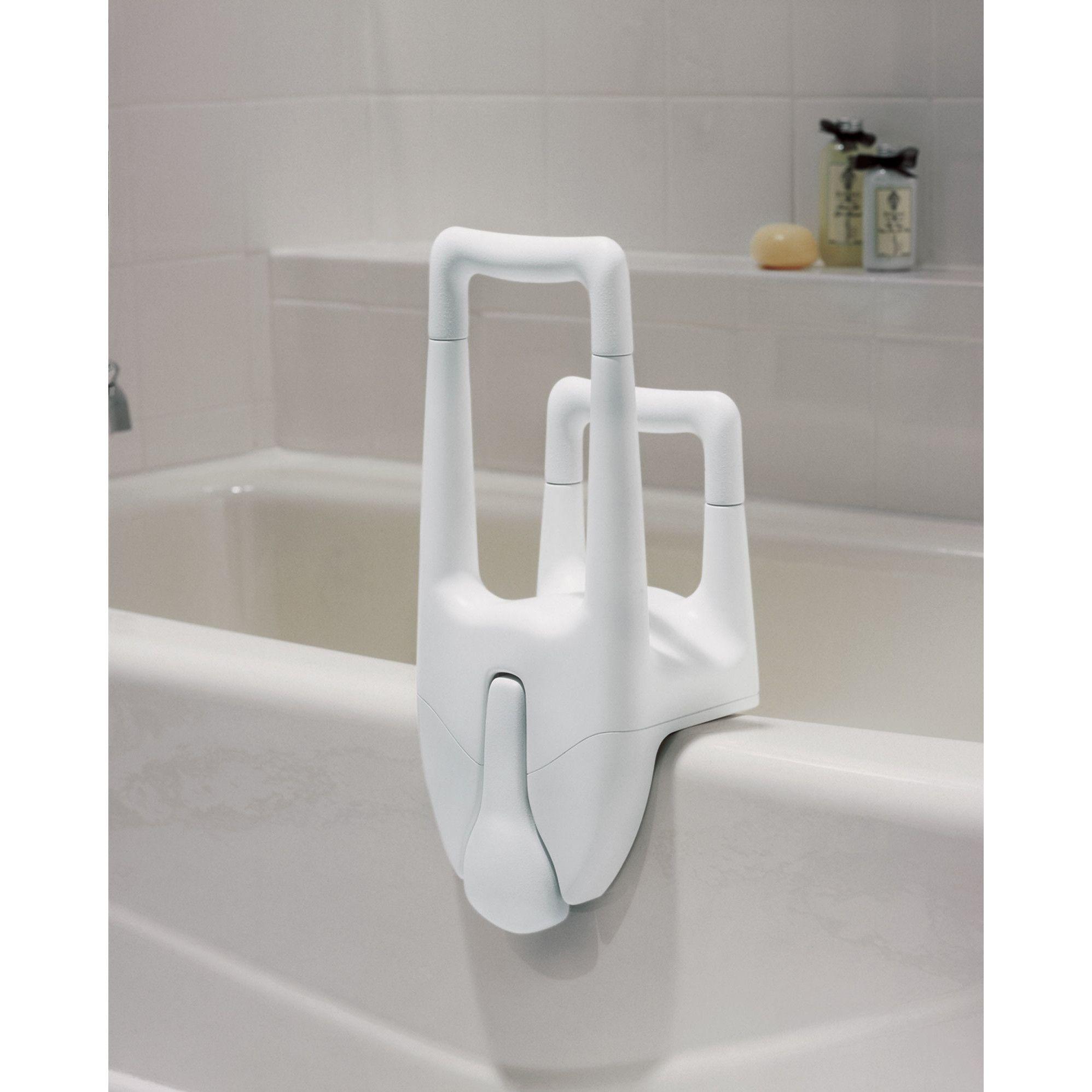7 4 Grab Bar Bathroom Accessories Design Tub Bathtub