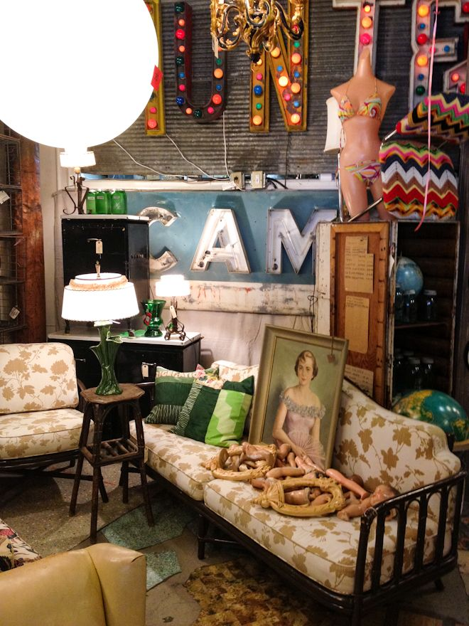 Attractive Hunt U0026 Gather, Eclectic Antique Store In Minneapolis