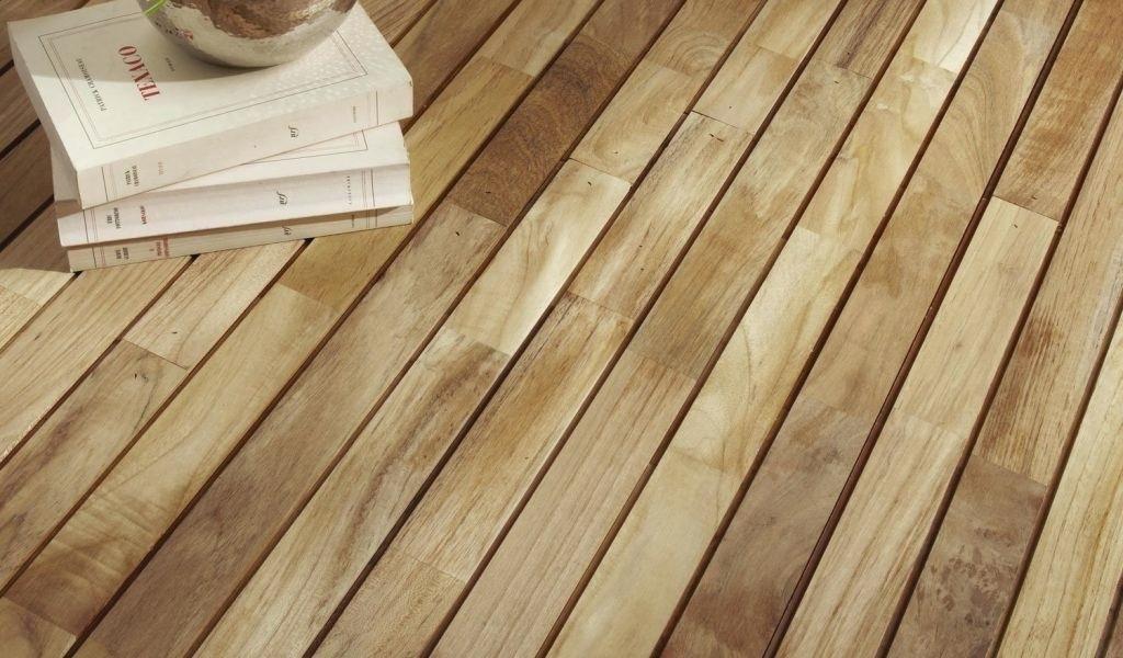 Carrelage Imitation Teck Wood Parquet Hardwood Floors