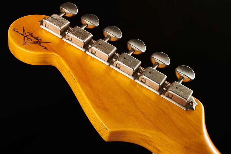 Fender 60 Strat Tsp Car Relic In 2021