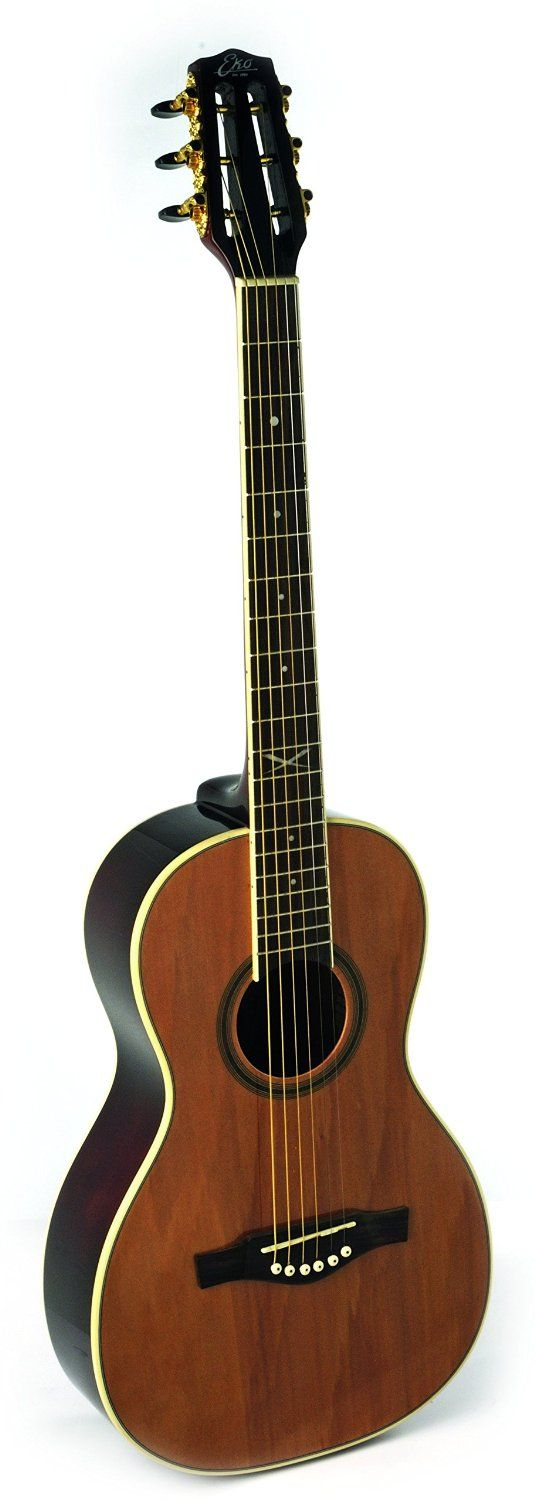 Eko Guitars 06217030 Nxt Series Parlor Acoustic Guitar Natural Guitare