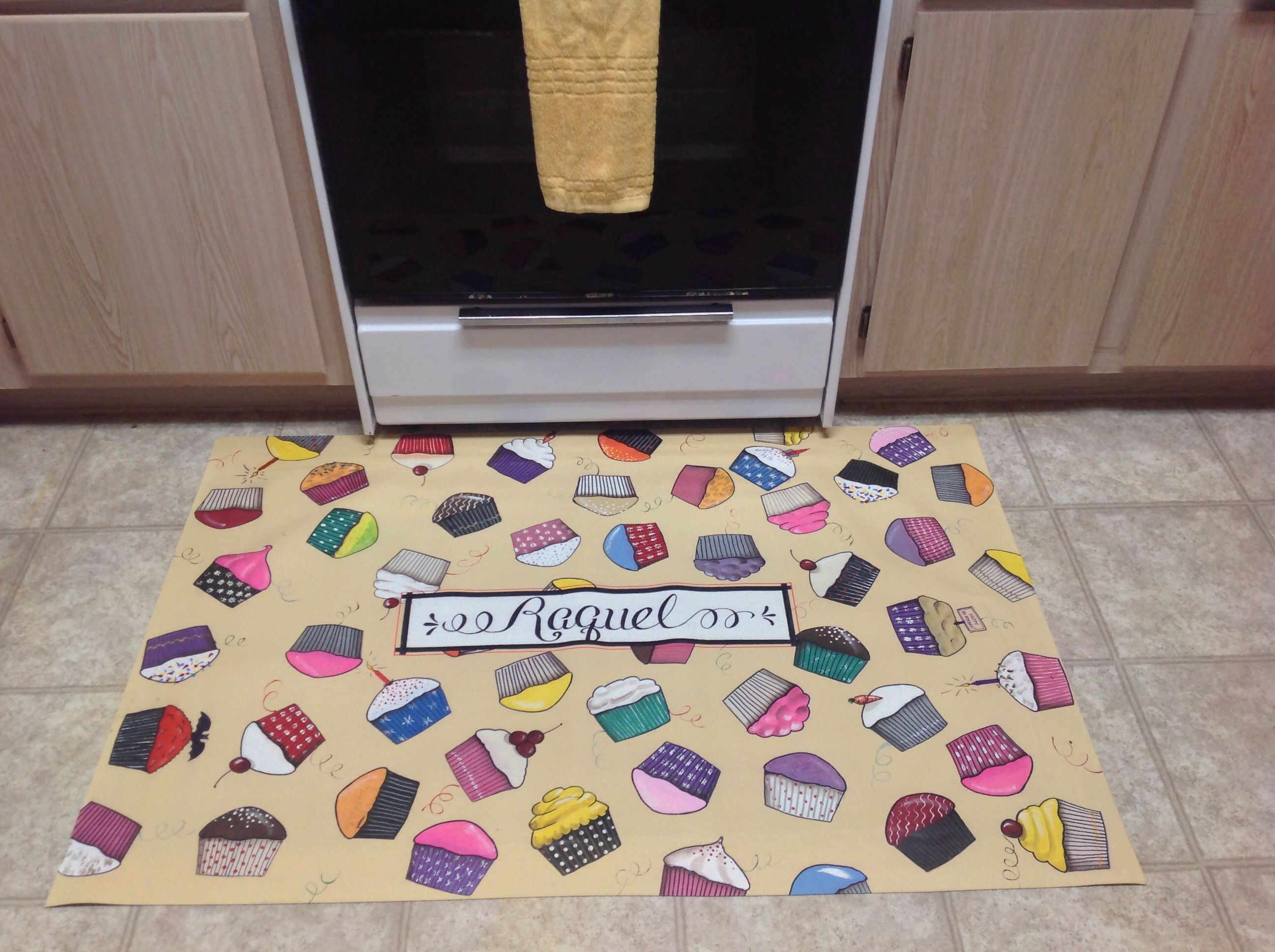 Custom Kitchen Floor Mats 17 Best Images About Painting On Pinterest My Mom Ovens And