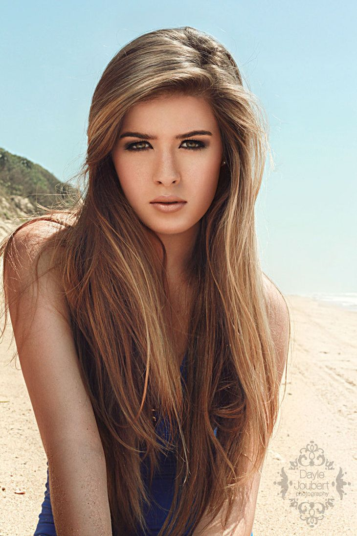 Pretty Long Haircuts and trendy hair color