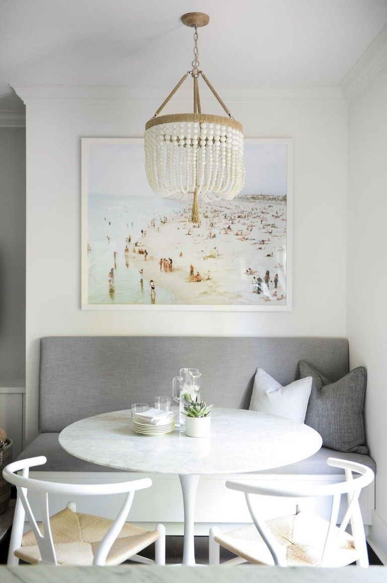 125+ Inspiring Small Clean First Apartment Dining Room Ideas images