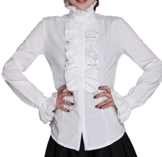 BNWTpirate shirt,white color,s//s..Size XL