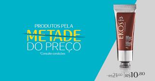 Natura Vendas Online: 100 horas com 11 produtos pela metade do preço _ d...