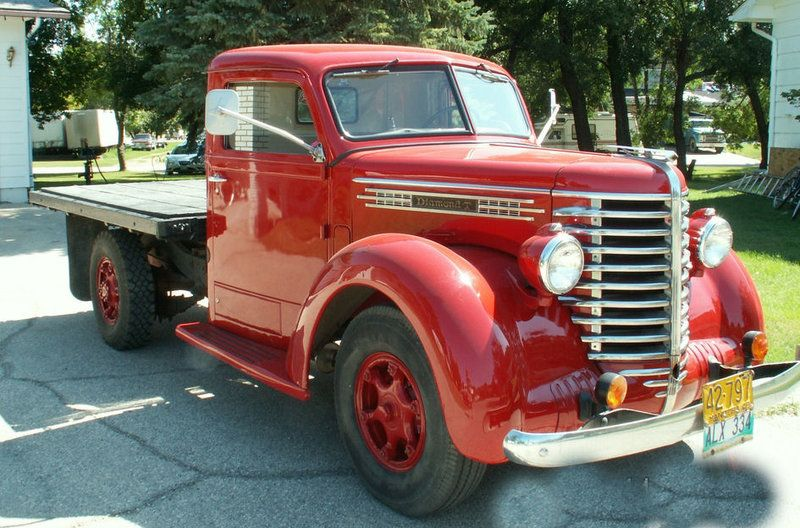 1948 Diamond T 201 for sale by Owner Carman, MB